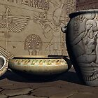 Ancient Egyptian Pottery von plunder