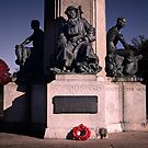 Exeter Cenotaph by Country  Pursuits