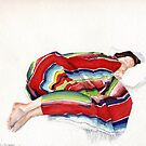 The Mexican Blanket by Greg  Marquez
