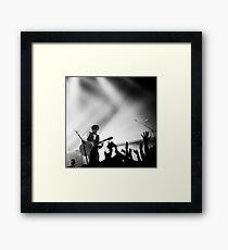 Matthew Irons Framed Print