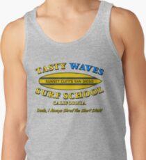 Tasty Waves Surf School. T-Shirt
