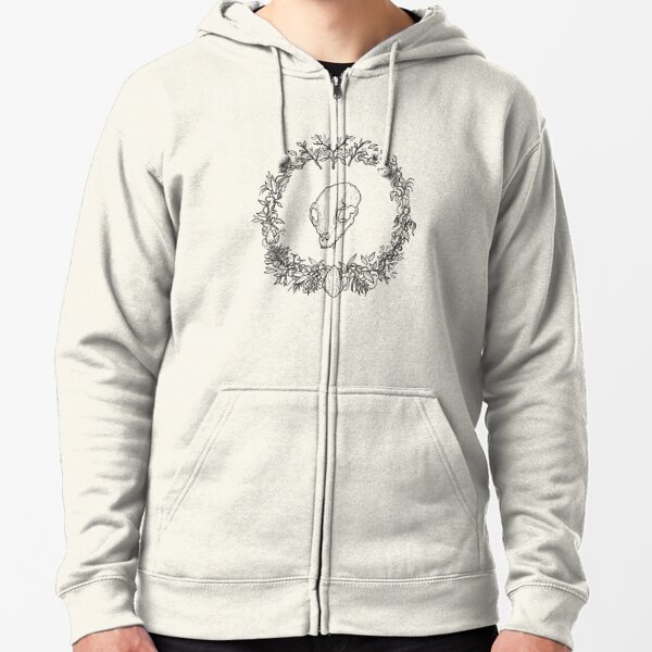 The Final Place Zipped Hoodie
