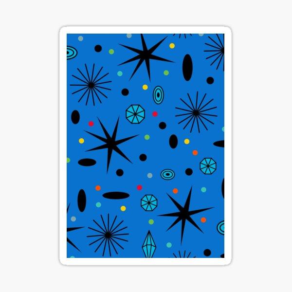 Sparkle cobalt Sticker