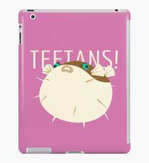 Puffen' Jeager iPad Case/Skin