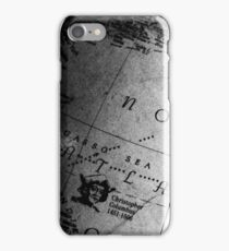 Christopher Columbus iPhone Case/Skin