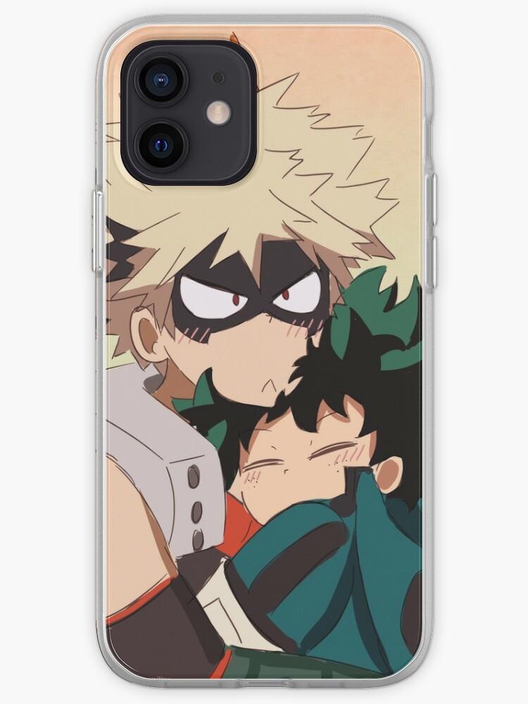 Bakudeku Hug | Coque iPhone