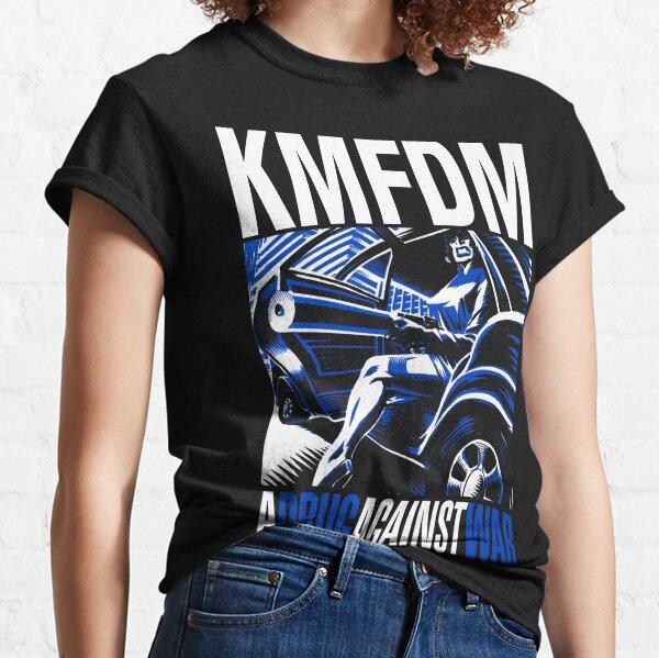 KMFDM - A Drug Against War Classic T-Shirt