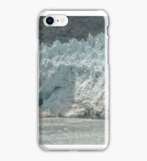 Marjory Glacier - calving.  iPhone Case/Skin