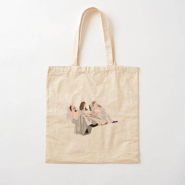 Wedding Dresses Cotton Tote Bag