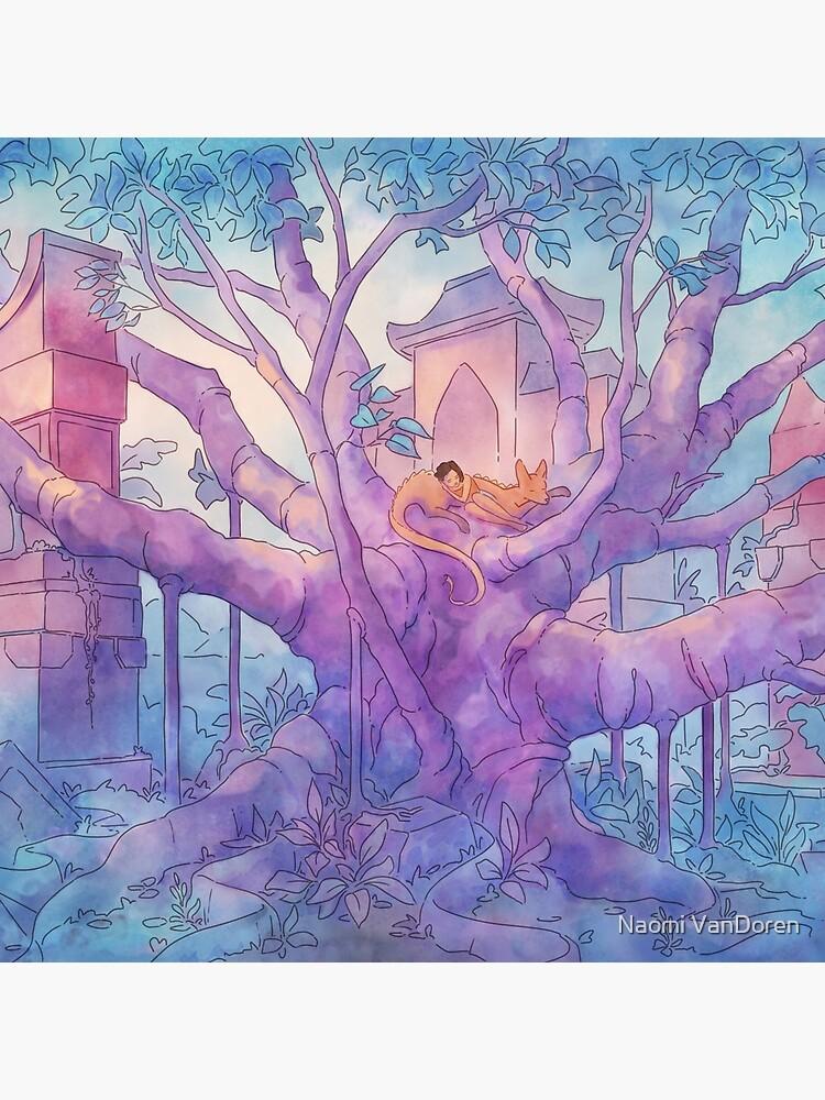 The Banyan Tree by NaomiV