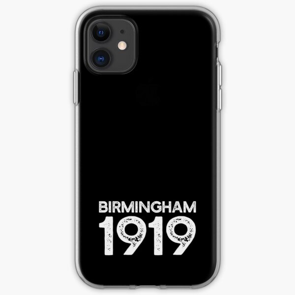 Birmingham 1919 iPhone Soft Case