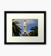 Eleventh Hour, Eleventh Day, Eleventh Month Framed Print