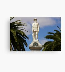 Eleventh Hour, Eleventh Day, Eleventh Month Canvas Print