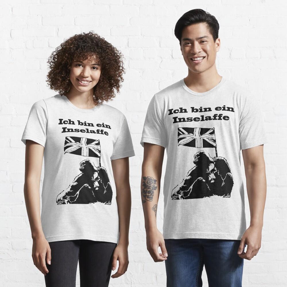 Ich bin Inselaffe Essential T-Shirt