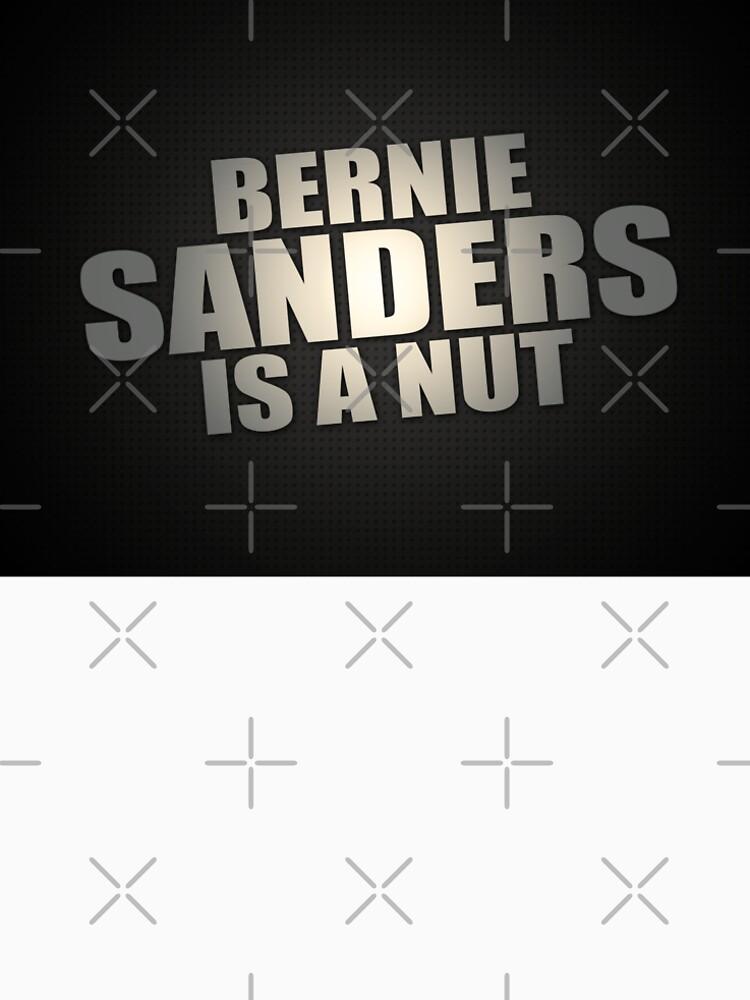 Bernie Sanders Is A Nut by morningdance