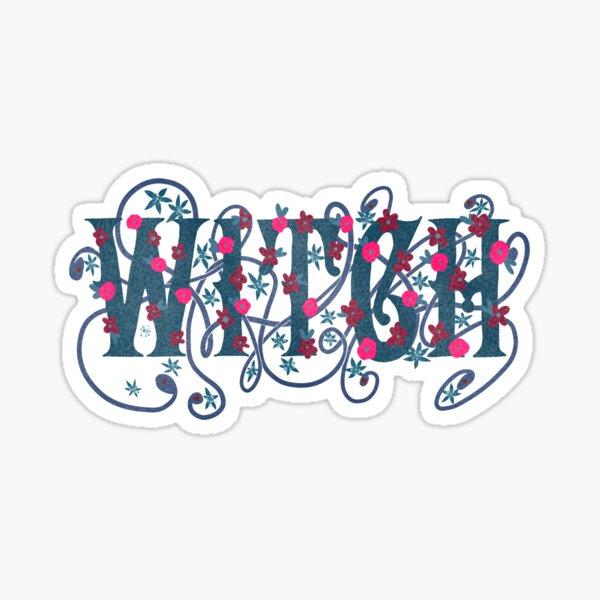 #TeamWitch Sticker