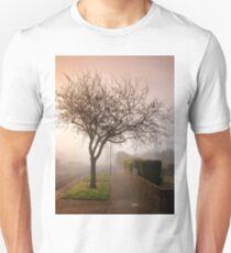 Misty Morning in Birchington T-Shirt