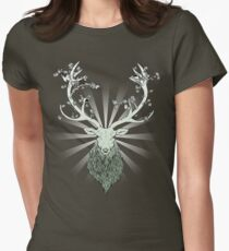 All-Natural Womens Fitted T-Shirt