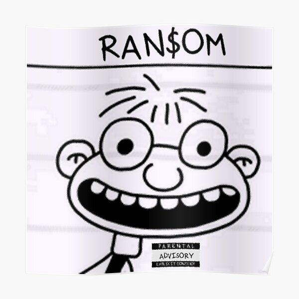 RANSOM LIL TECCA Poster