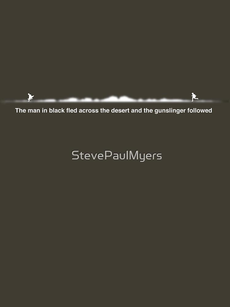Gunslinger by StevePaulMyers