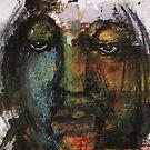 Face, Bernard Lacoque-42 by ArtLacoque