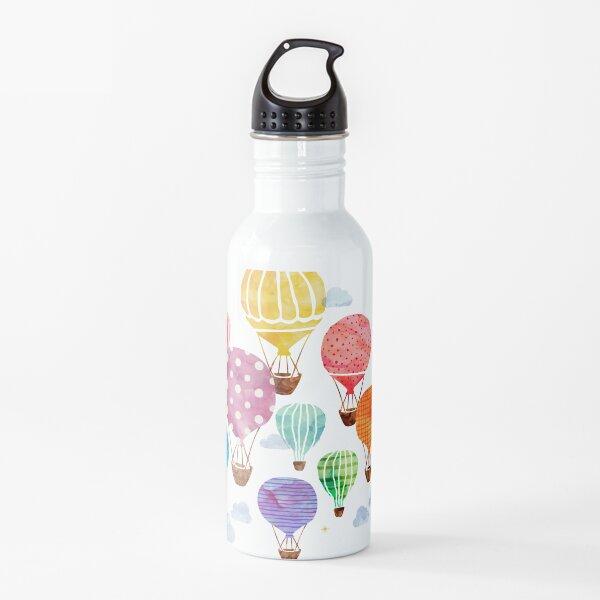 Globo aerostático Botella de agua