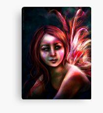 iskamontero - Bubbler portrait Canvas Print
