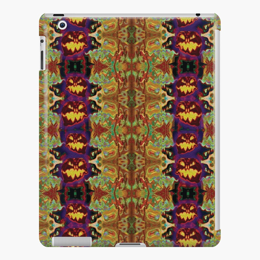 Trippy Jack iPad Case & Skin