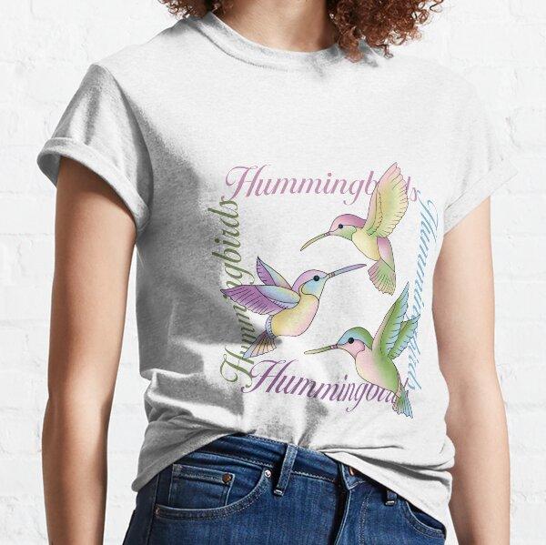 Hummingbird Flutterings Classic T-Shirt
