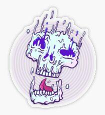 Infinite Vortex Transparent Sticker