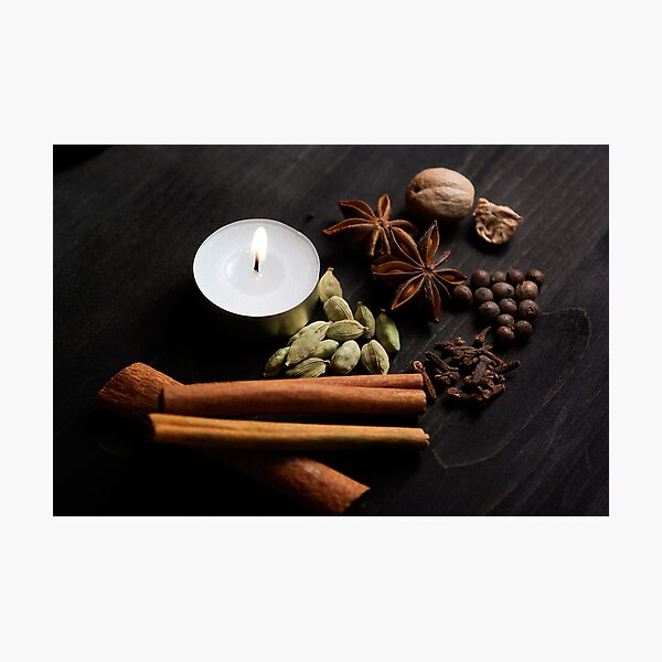 The Scent of A Kitchen Photographic Print