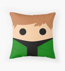 Dean Winchester Throw Pillow