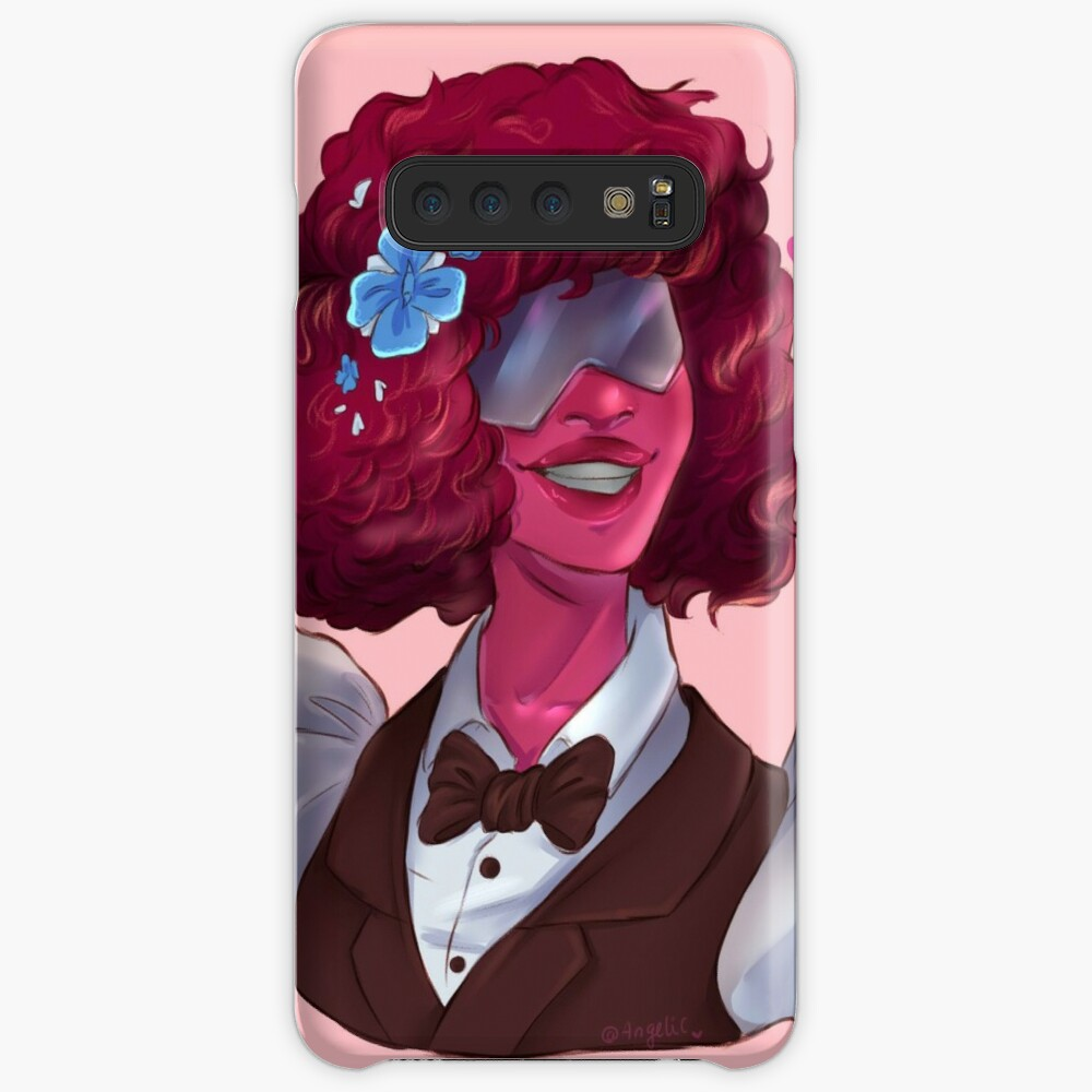 wendding garnet Case & Skin for Samsung Galaxy