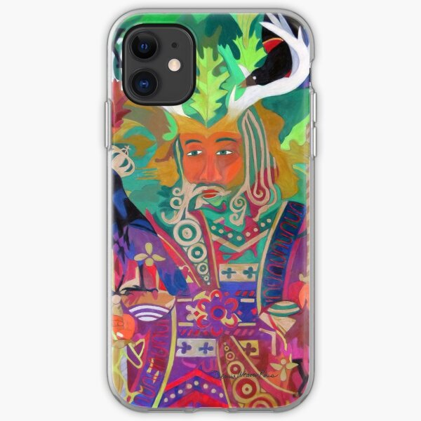 The King of Oaks iPhone Soft Case