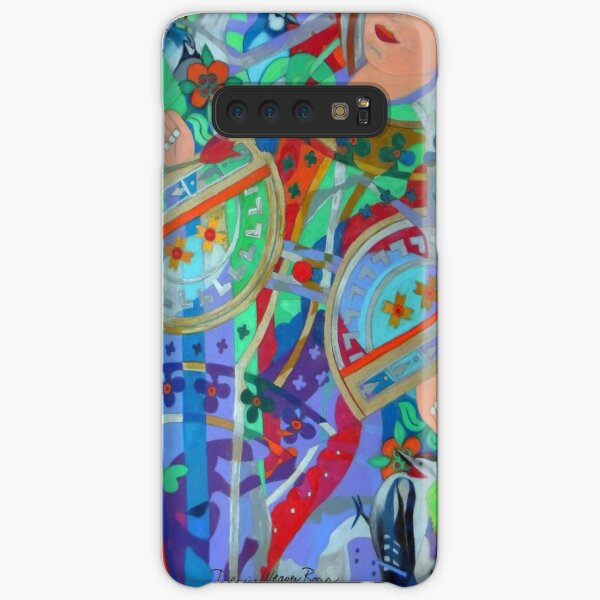 Queen of the Birch Trees Samsung Galaxy Snap Case