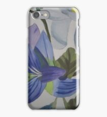 Still life flowers iPhone Case/Skin