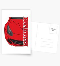 Berlinetta Postcards