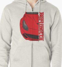 Berlinetta Zipped Hoodie