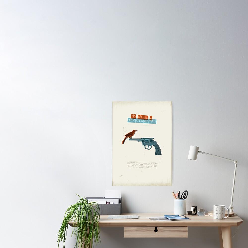 To kill a Mockingbird Poster