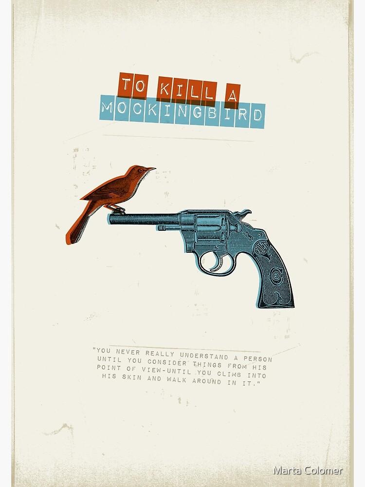 To kill a Mockingbird by Maruta