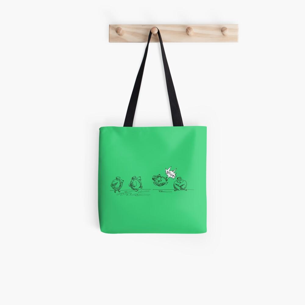 Tumble ball Tote Bag