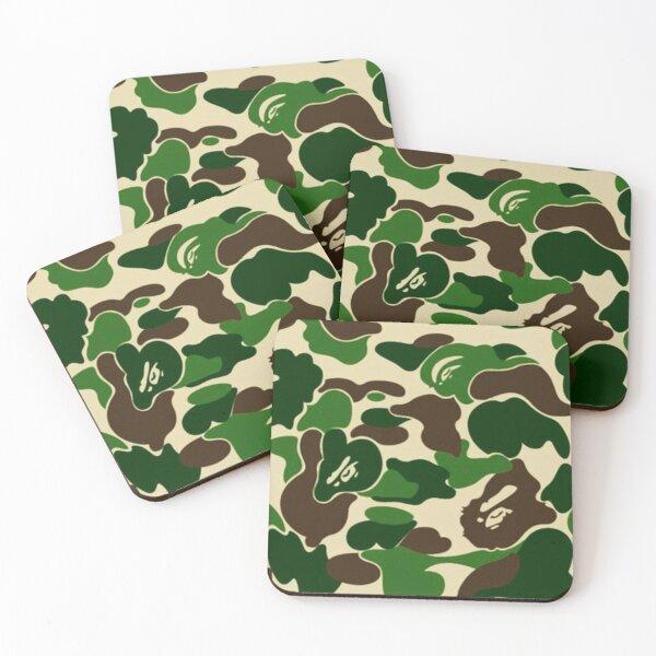 bape army Coasters (Set of 4)