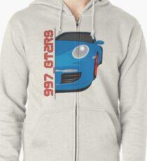 997 Porsche GT2RS  Zipped Hoodie