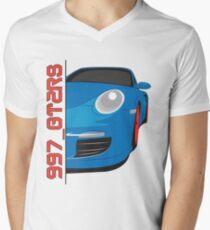 997 Porsche GT2RS  V-Neck T-Shirt