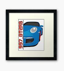 997 Porsche GT2RS  Framed Print