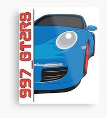 997 Porsche GT2RS  Metal Print