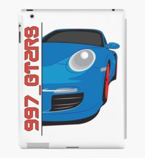 997 Porsche GT2RS  iPad Case/Skin