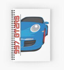 997 Porsche GT2RS  Spiral Notebook