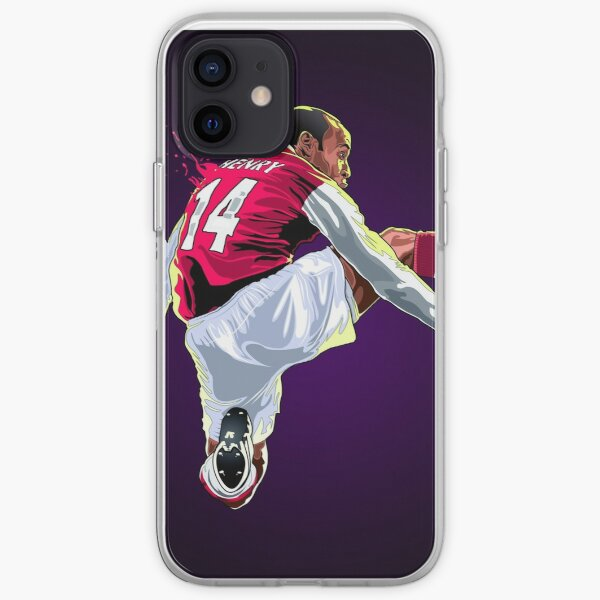 Explosive Henry iPhone Soft Case