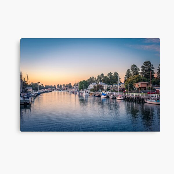 Port Fairy Sunrise Canvas Print